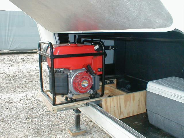 Generator in RV